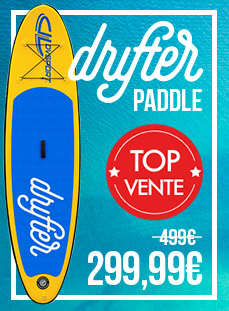 Paddle Drifter
